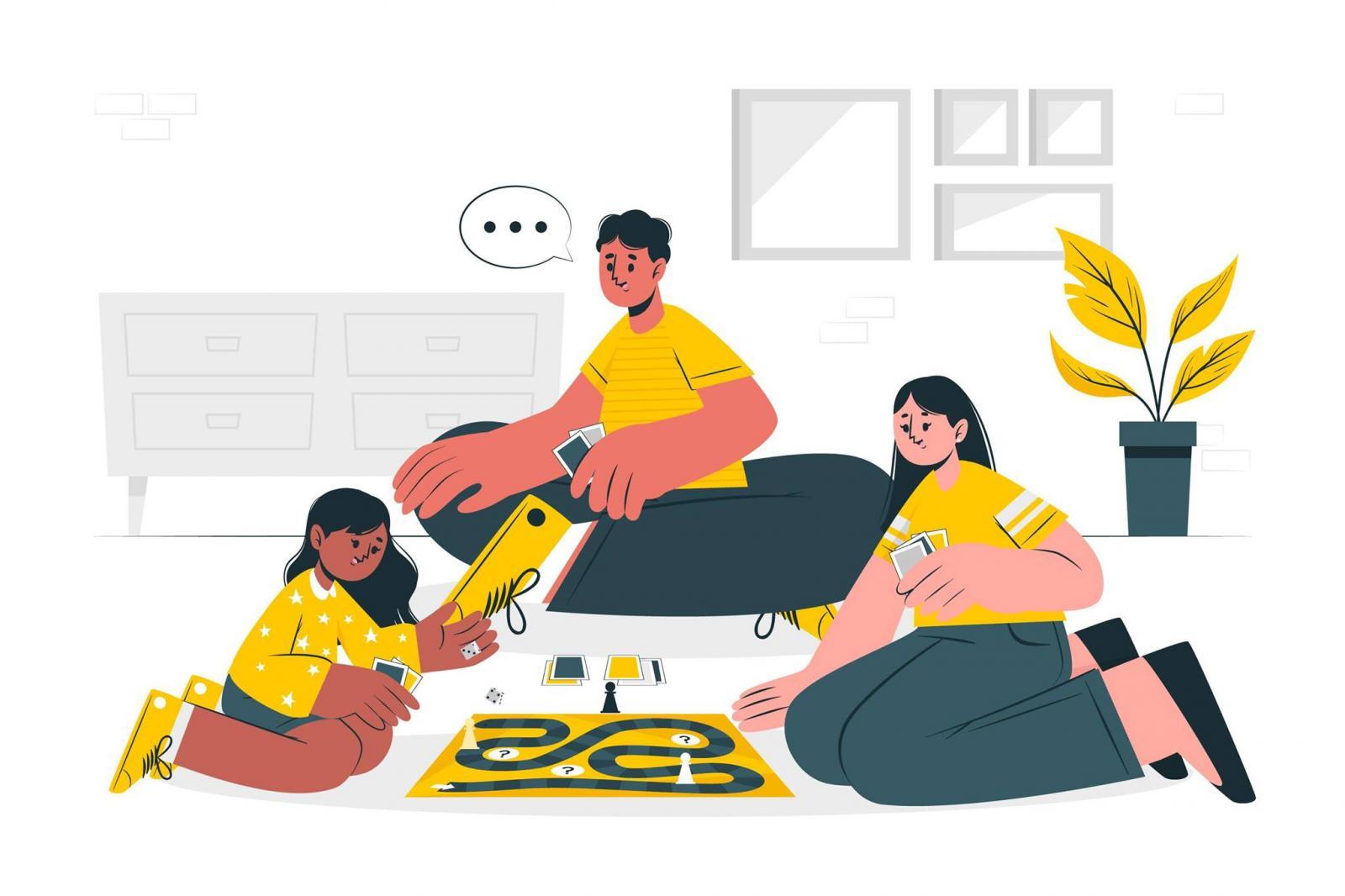 На изображении может находиться: 10 человек, люди улыбаются, люди сидят, люди едят, стол, в помещении и еда