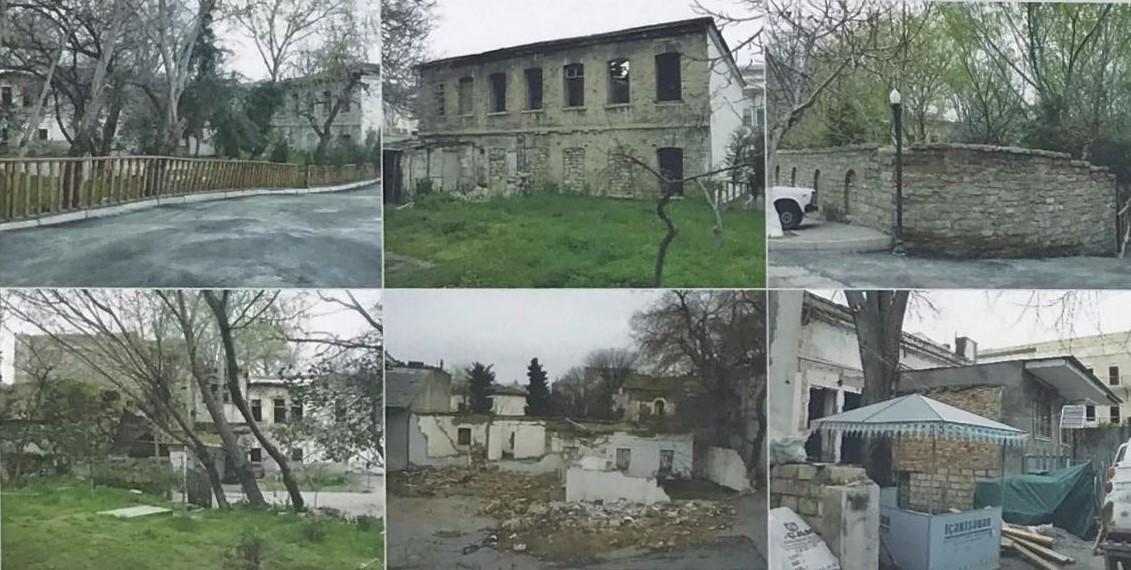 В Баку появится новый парк (Эксклюзив) (ФОТО)