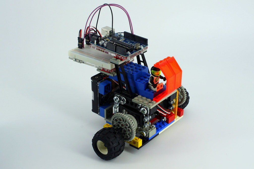 """Weekend with LEGO"" от Mars Academy в ""Park Bulvar"""