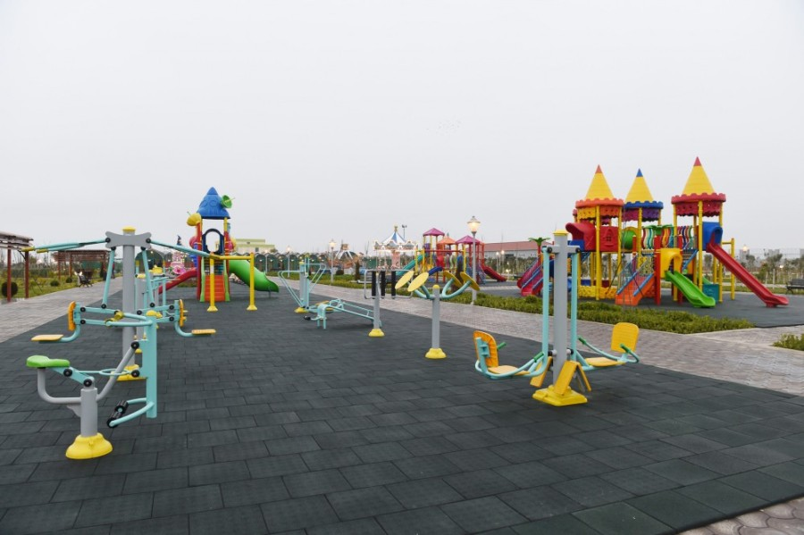 Ясамальский парк