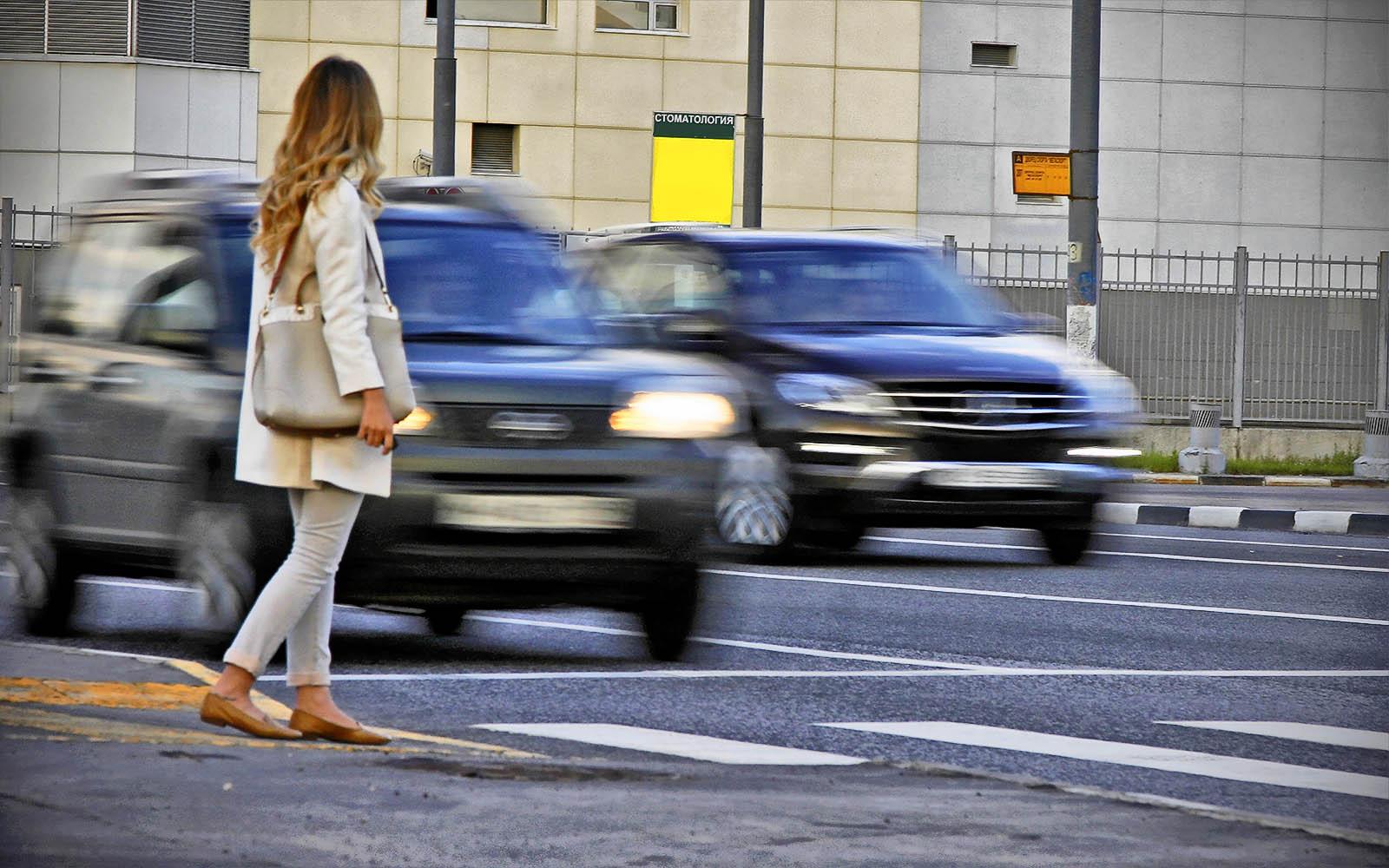 Пешеходы будут привлекаться к уголовной ответственности