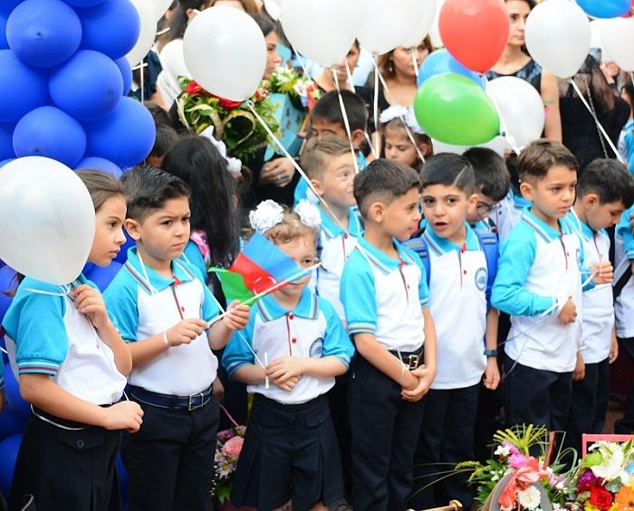 Во Франции открылась азербайджанская школа