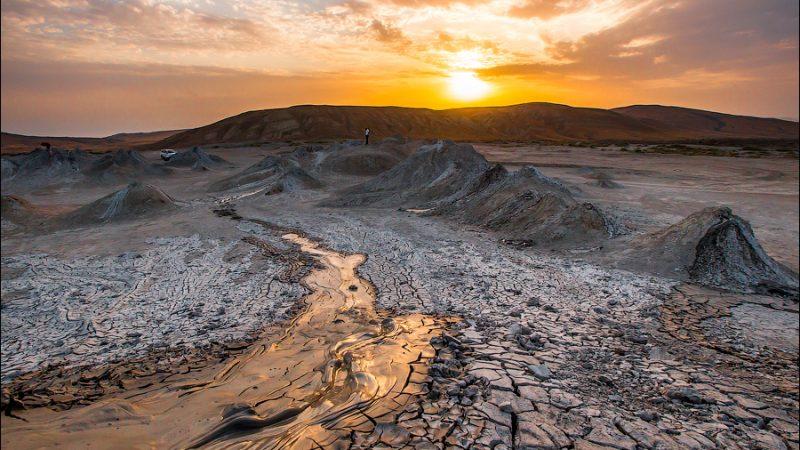 "Экскурсия ""Mud volcanoes & wild beach"" с Ecotour"
