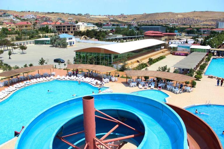 Aqua Park Shikhov
