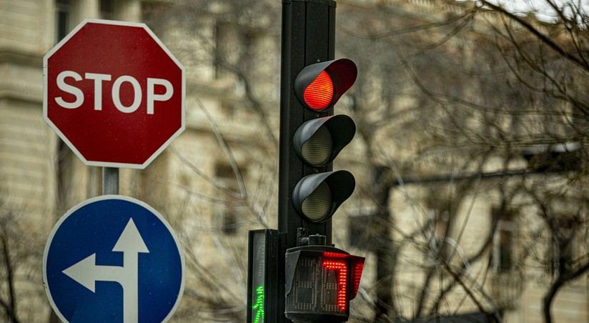 Со светофоров будут убраны цифровые таймеры