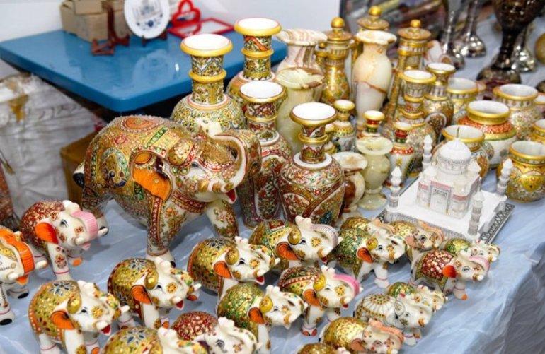 Международная выставка индийской культуры