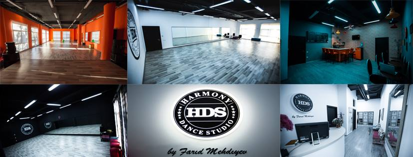 """Harmony Dance Studio"""