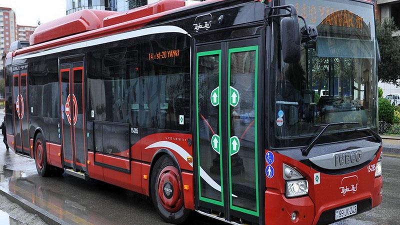 В Баку открываются дополнительные автобусные маршруты