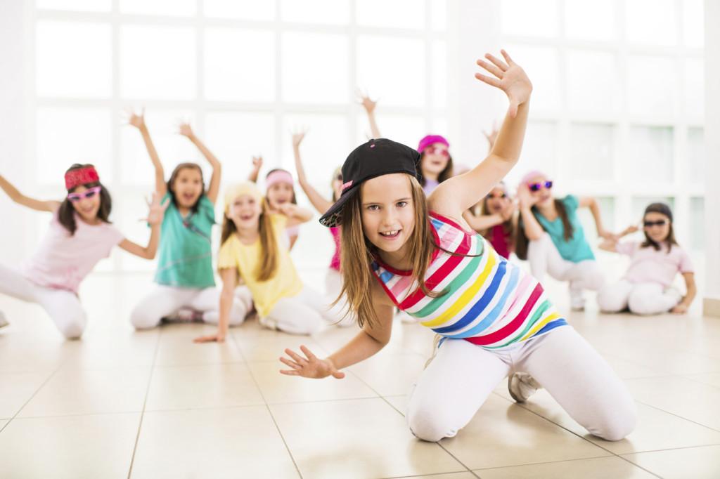 Мастер-класс по хореографии для детей