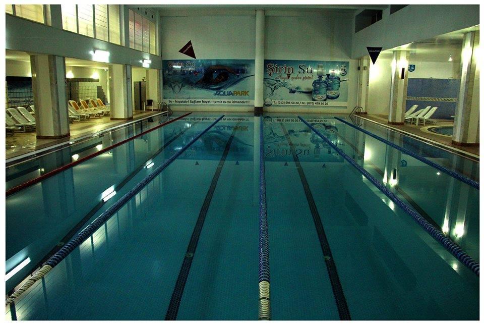 """Aquapark Fitness & SPA"""