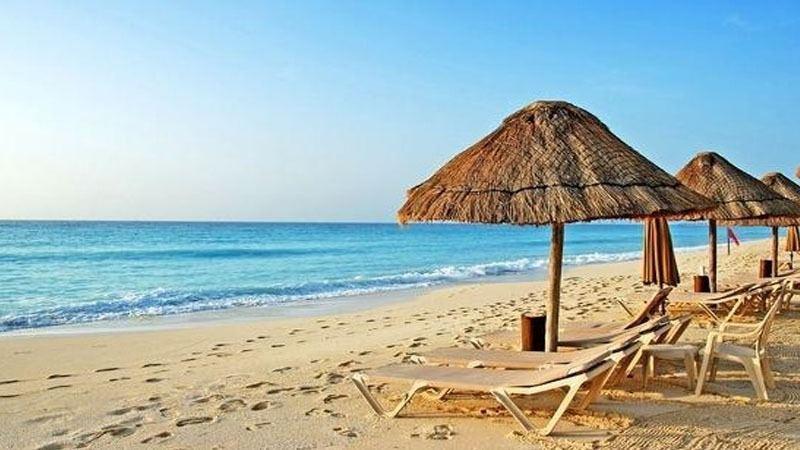 В минэкологии назвали пляжи Баку, безопасные для купания