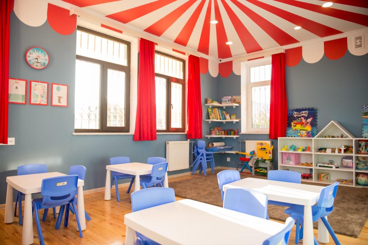 Новое место: Детский сад