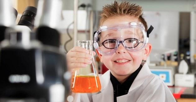 """Научные эксперименты в """"Studyland"""""""