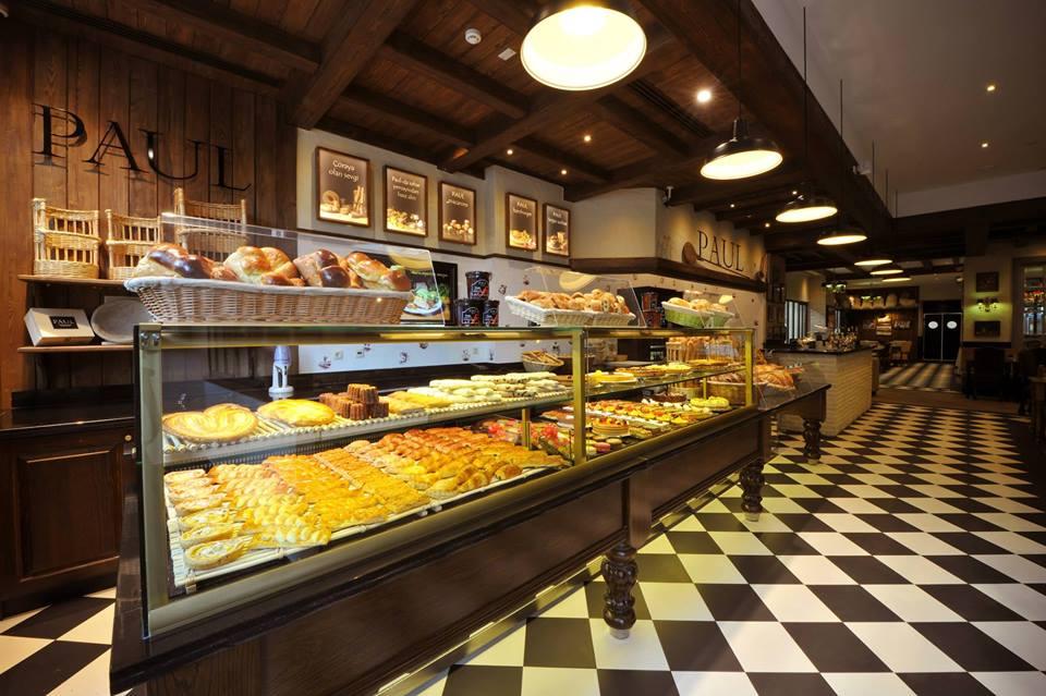 Ресторан-пекарня