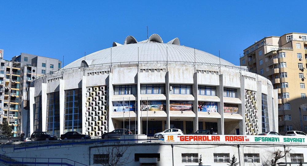 Бакинский государственный цирк перенесут