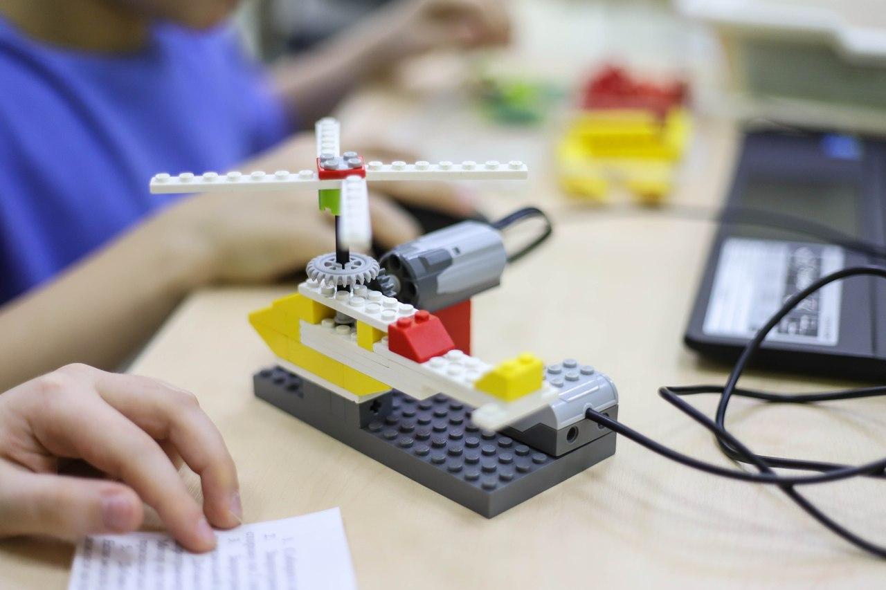 Мастер-класс по робототехнике в