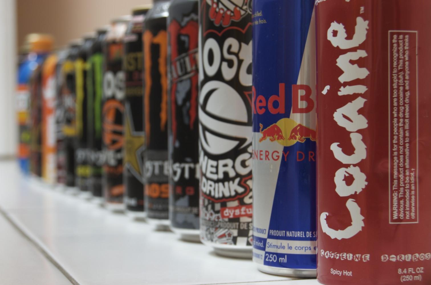 Новые правила об энергетических напитках