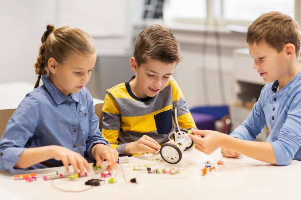 Winter Camp от Engineering For Kids Baku