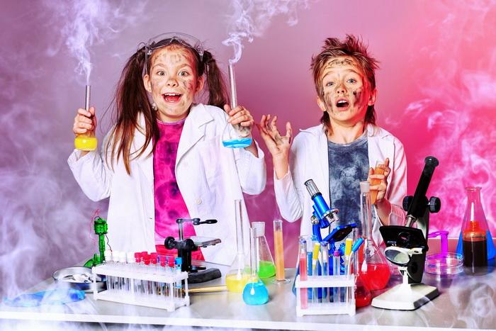 Научный мастер-класс в