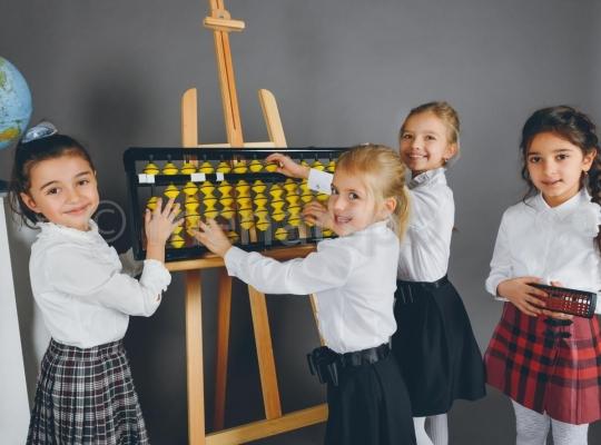 Школы ментальной арифметики в Баку