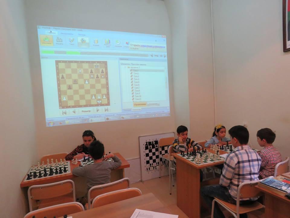 Детско-юношеская шахматная школа №3