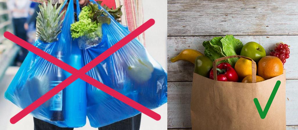 Япония откажется от пластиковых пакетов