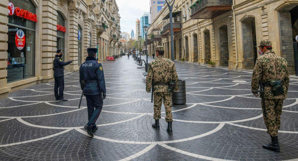 Карантинный режим в Азербайджане смягчается