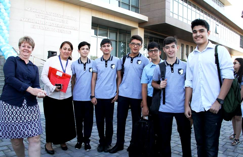 ABC - Azerbaijan British College
