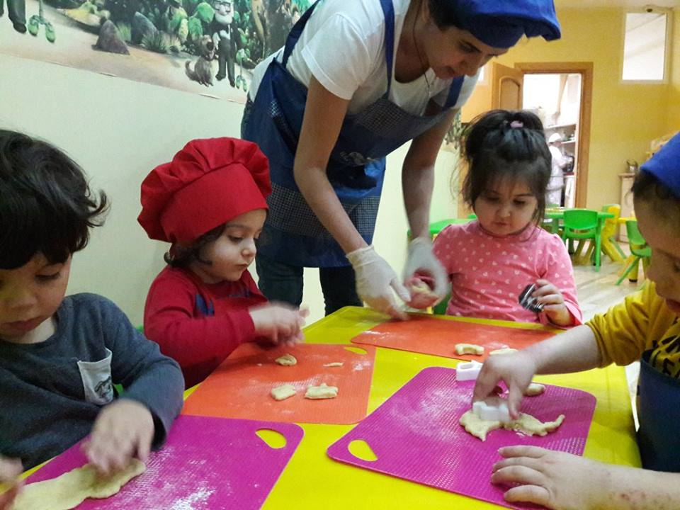 """Детский сад """"Balaca Dahi"""""""