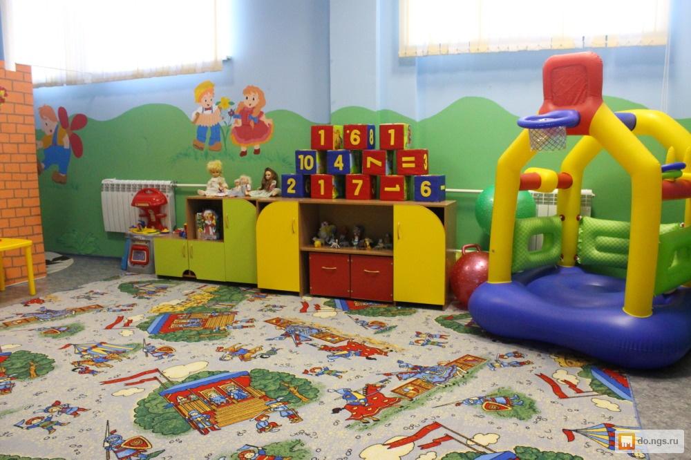 Теперь государственные детские сады принимают детей с одного года