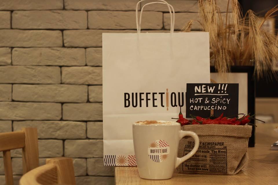 """Ресторан-кофейня """"Buffetique"""""""