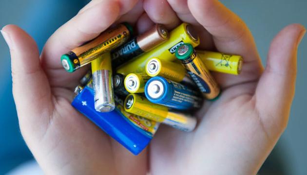 Электрические батарейки будут собираться в ящики