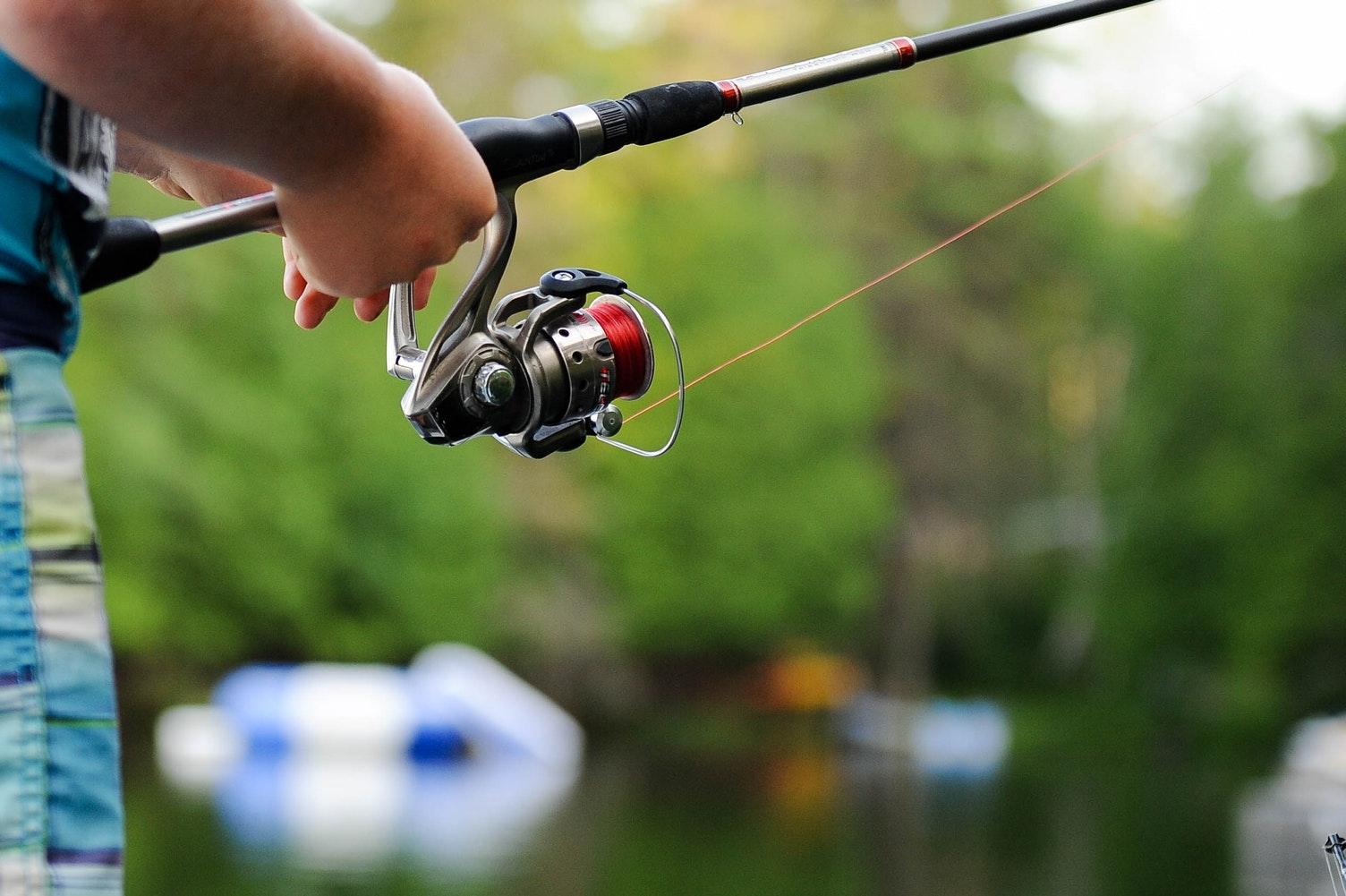 Рыболовный тур для детей и родителей