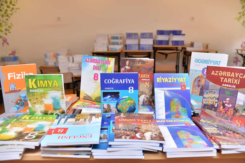 Будет издано 339 различных видов учебников