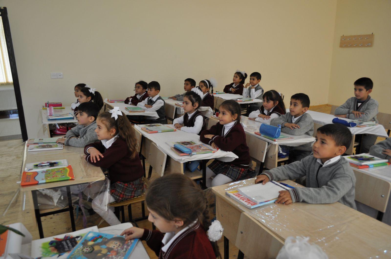 Обнародованы правила приема в первый класс лицеев и гимназий Баку