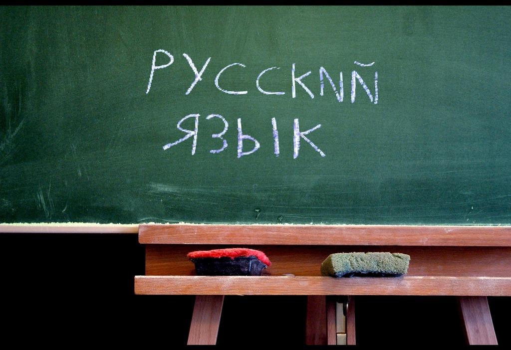 В этих школах продолжено интенсивное преподавание русского языка