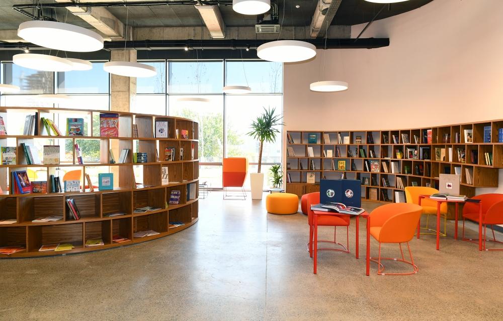 В Баку открылся Центр инклюзивного развития и творчества