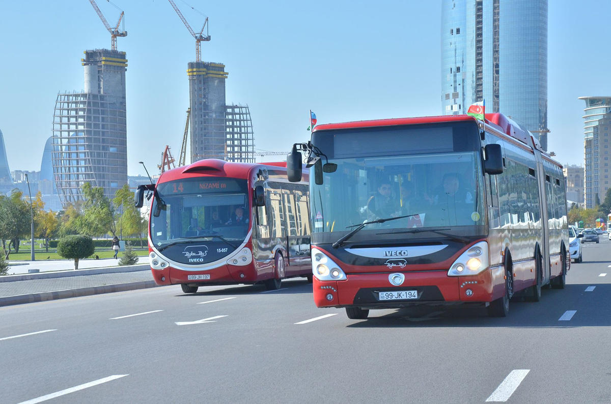 Общественный транспорт не будет работать три дня