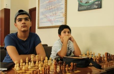 Клуб шахмат и шашек Профсоюза АР (AHITA)