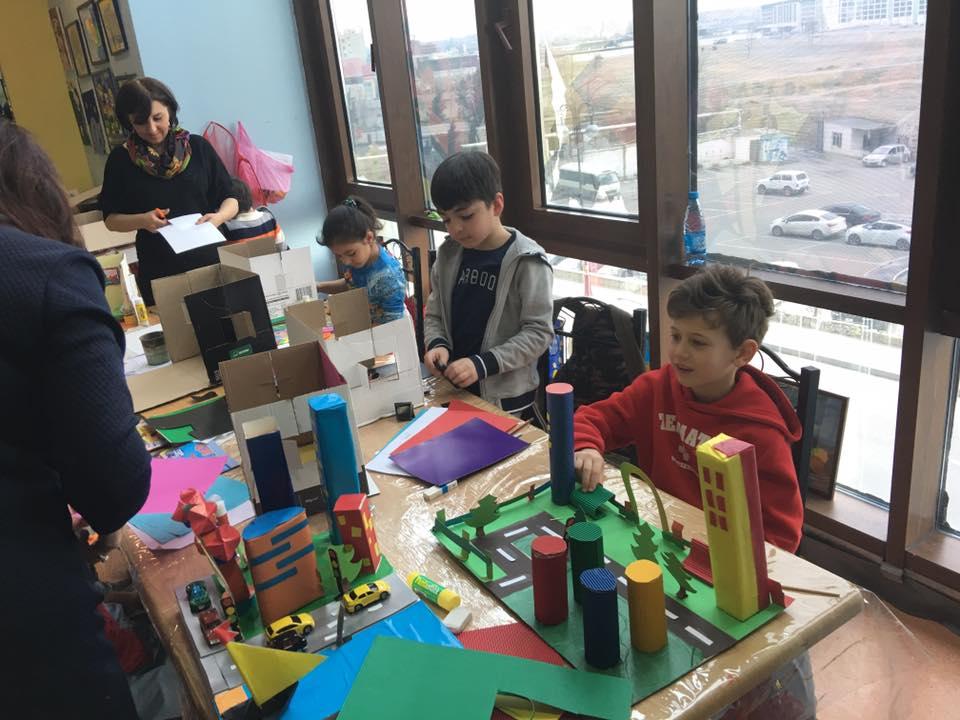 "Детский центр ""Kids Art"""