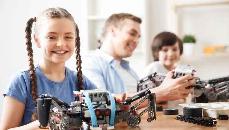 Летняя онлайн-школа от Engineering For Kids Baku