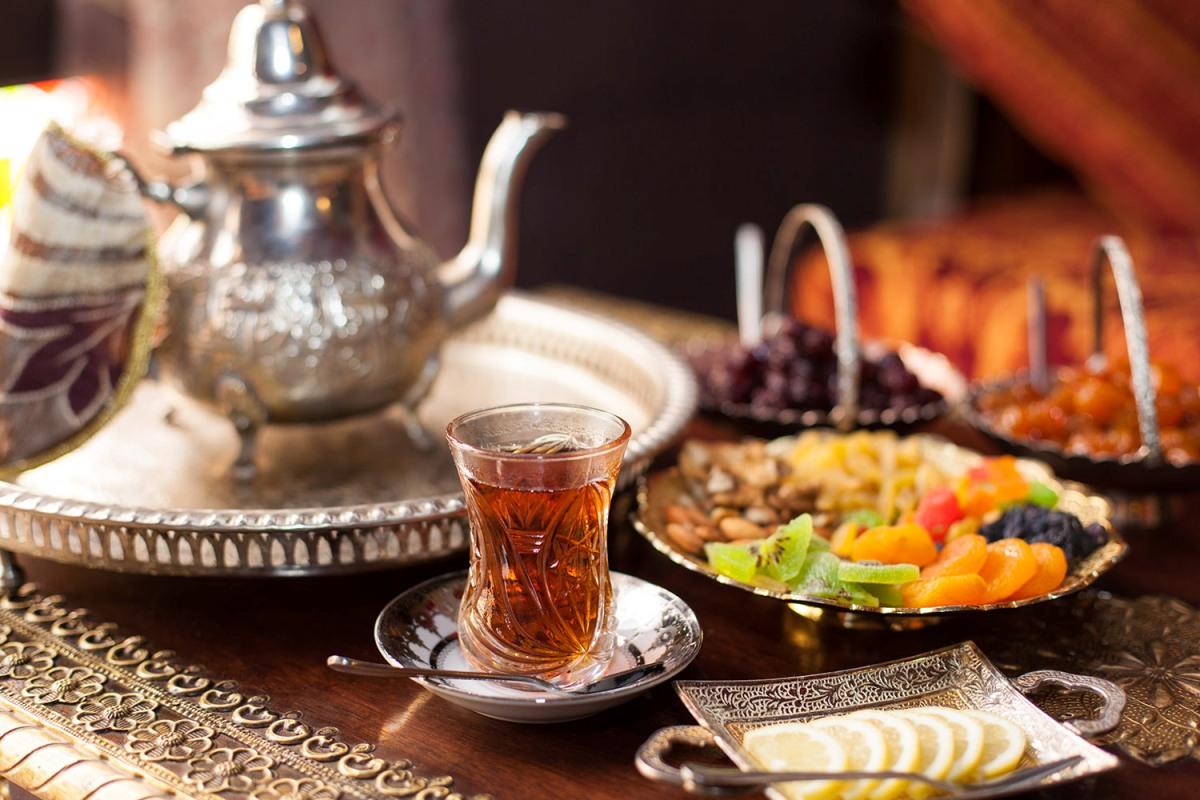 Международный фестиваль чая