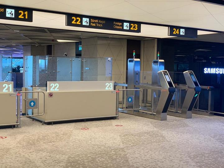 В Бакинском аэропорту внедряются новые технологии