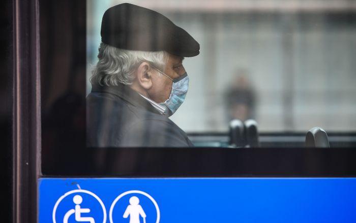 В автобусы не будут пускать без масок