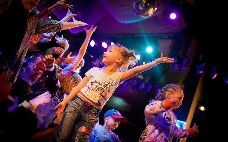 Шоу-программа для детей в