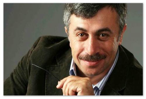 Доктор Комаровский в Баку