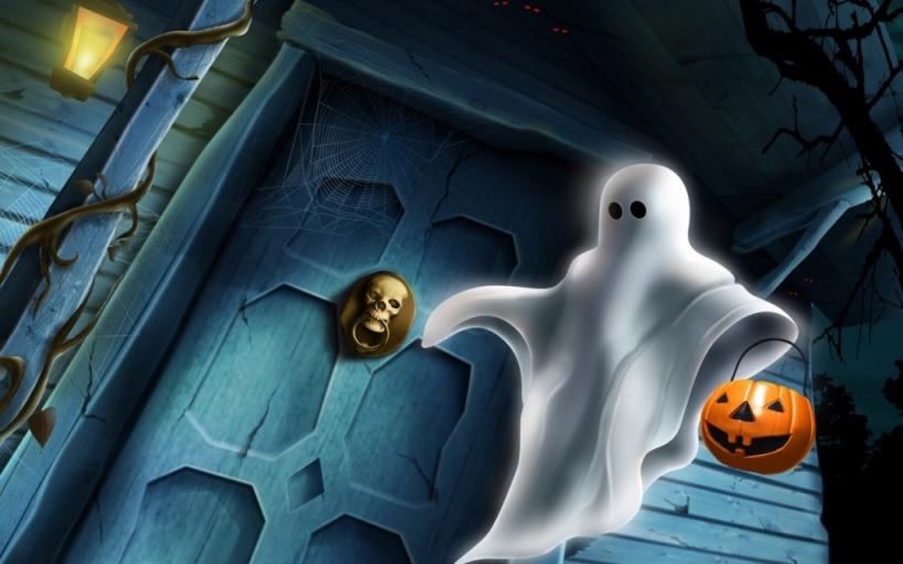 Хеллоуин-вечеринка