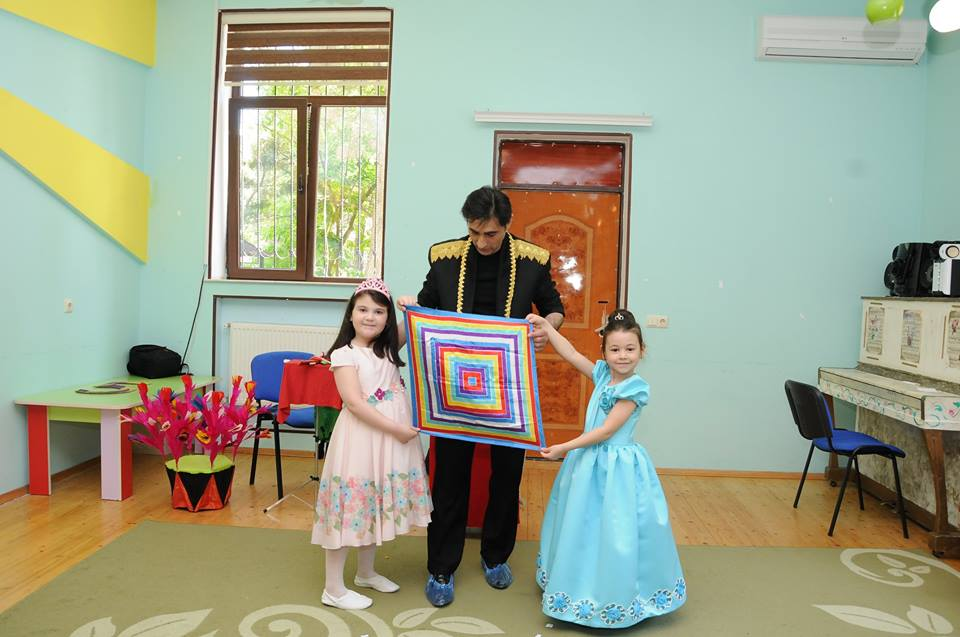 "Детский сад ""Sehirli Dayə"""