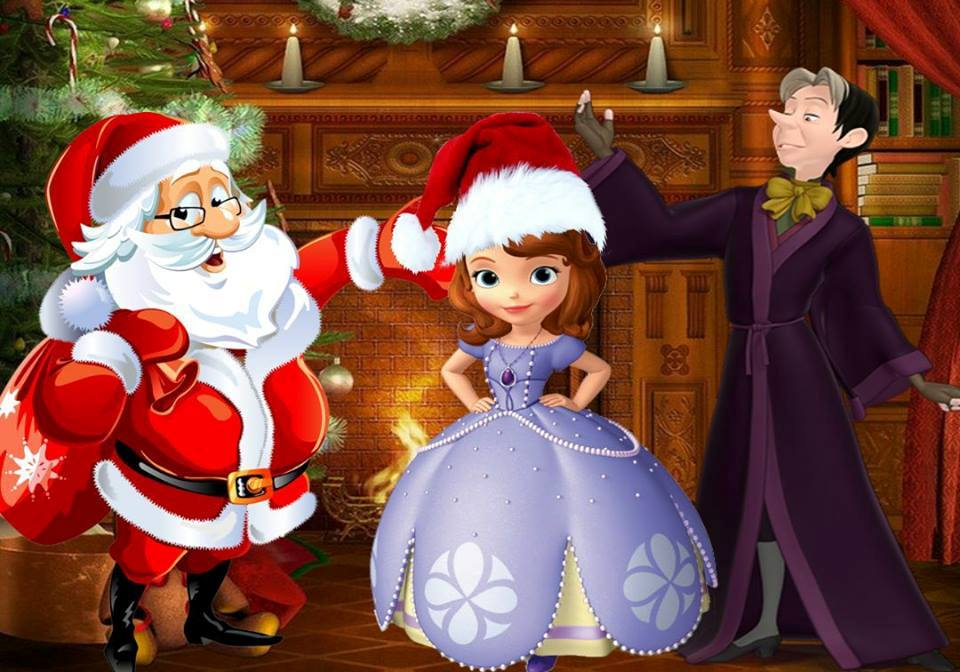 Новогодние Приключения Софии Прекрасной