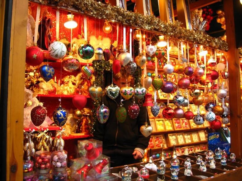 В Баку стартовали новогодние ярмарки